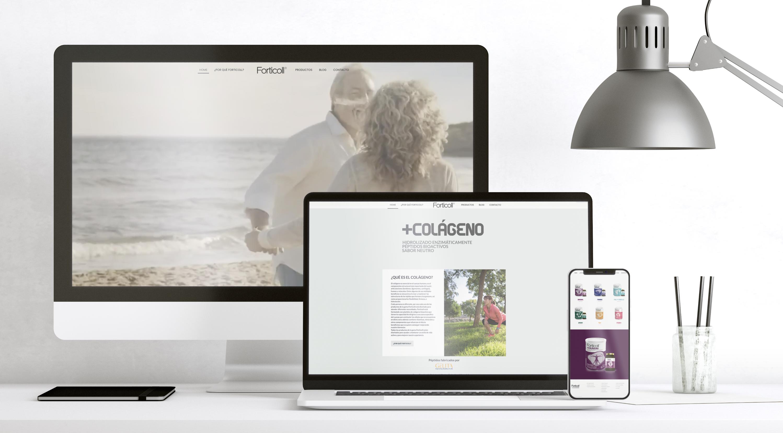 paginaweb forticoll
